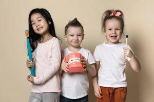 kids oral hygiene